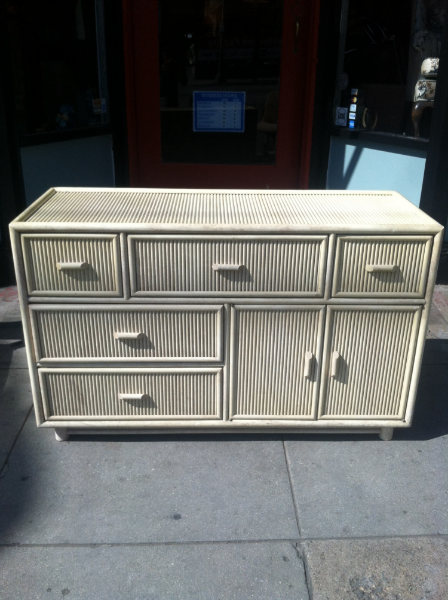 custom made vintage dresser