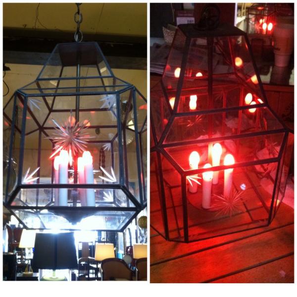 1960s Large Lanterns