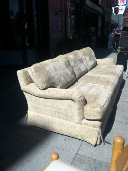 9ft sofa by baker furniture