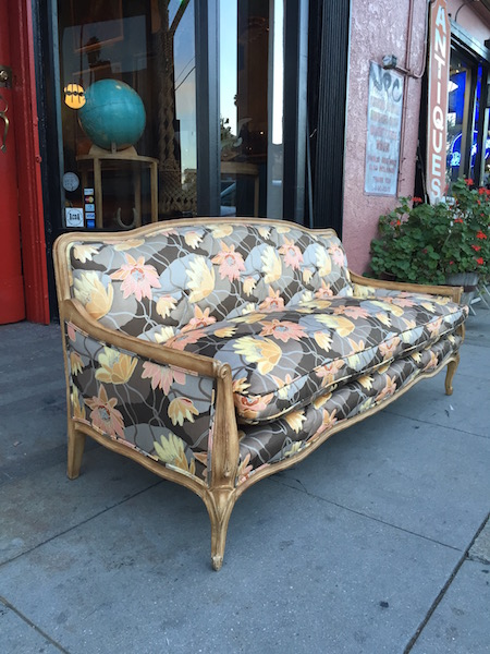 Mid-century French Style Sofa by Meyer Gunther Martini of NY