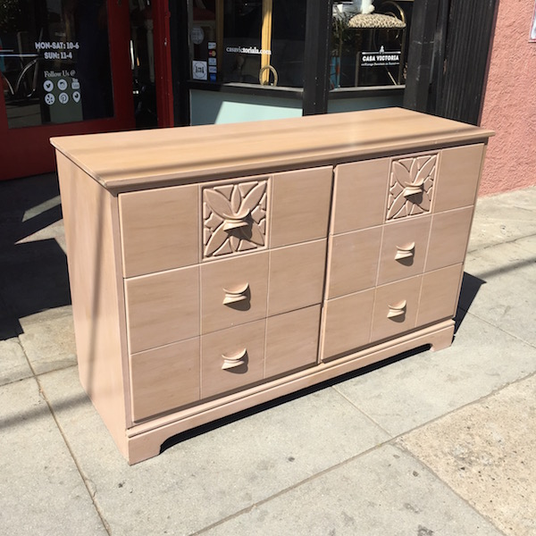 1960s Dresser with 6 Drawers