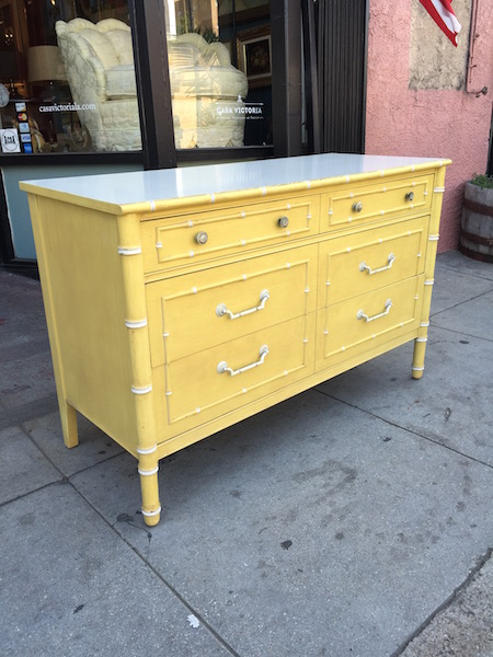 1966 Three Drawer Thomasville Chest