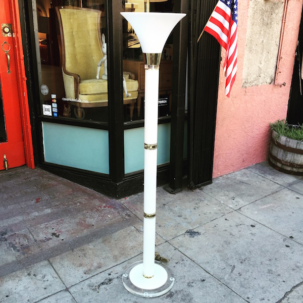 1980s Floor Lamp