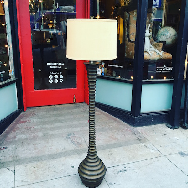 Contemporary Style Floor Lamp