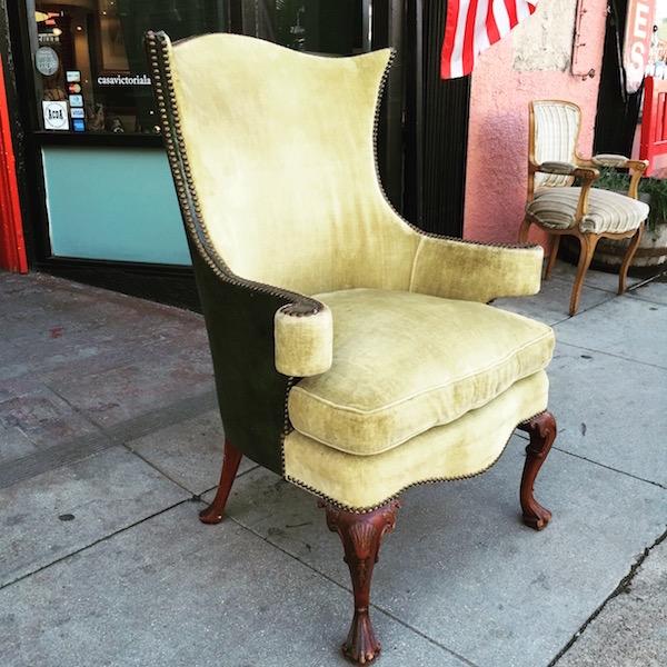 Vintage Hacienda Chair