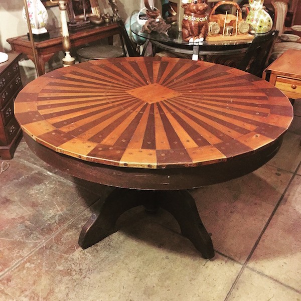 Round Dining Table by Hollister