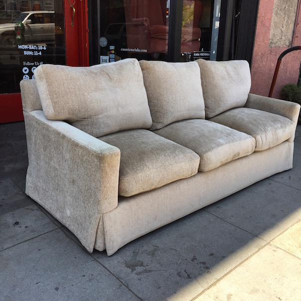 Classic and Timeless KREISS Company Sofa