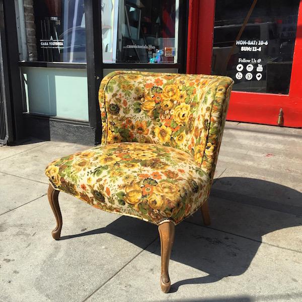 1955 Slipper Chair