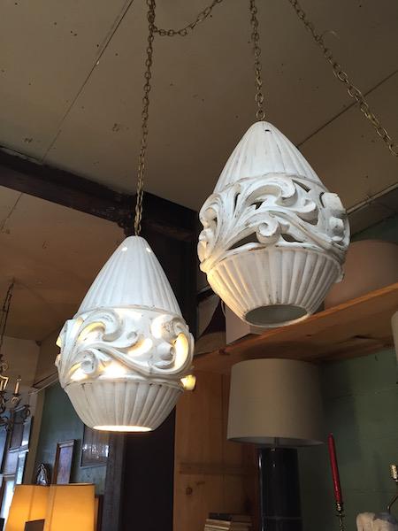 1960s Acapulco Lanterns