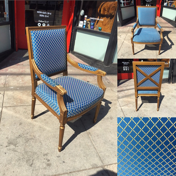 Classic French-style Arm Chair