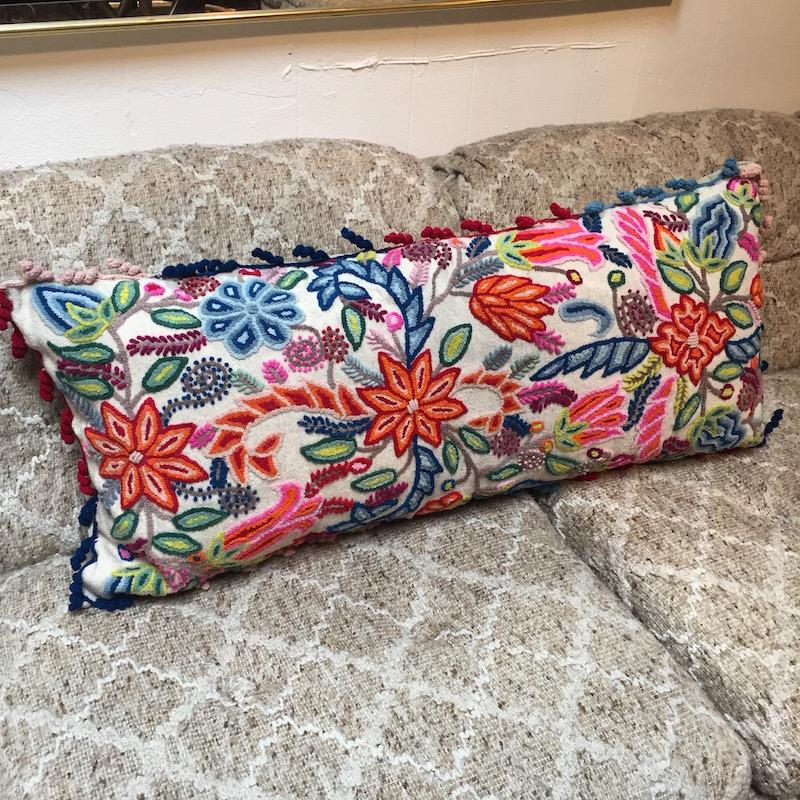 Oversized Peruvian Pillow