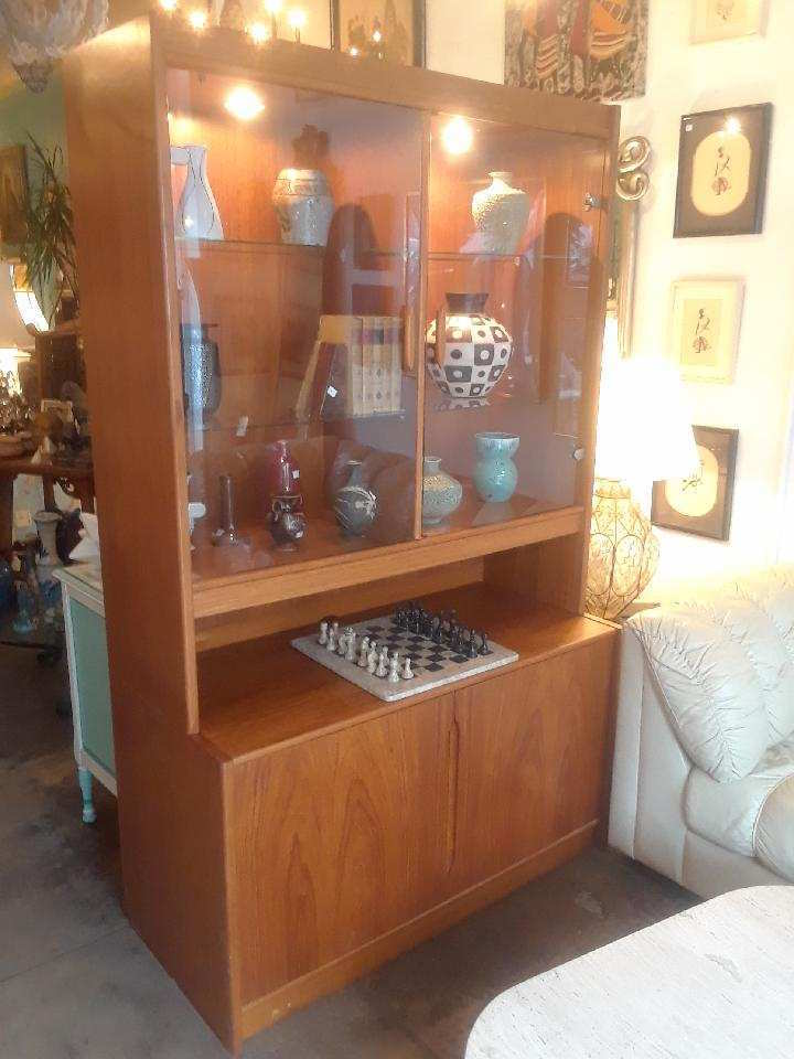 Mid-century Book Case
