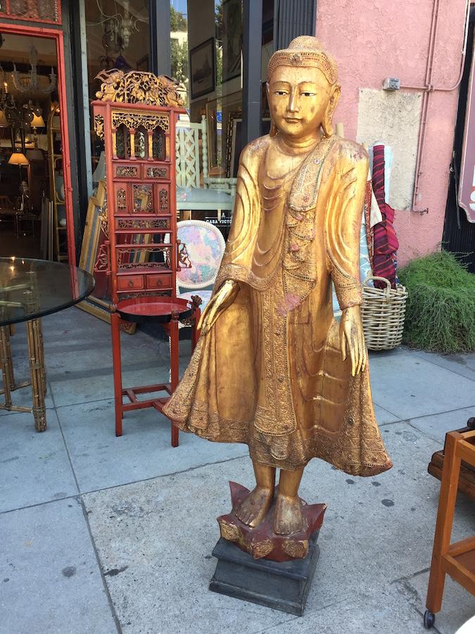 Life Size Buddha Statue