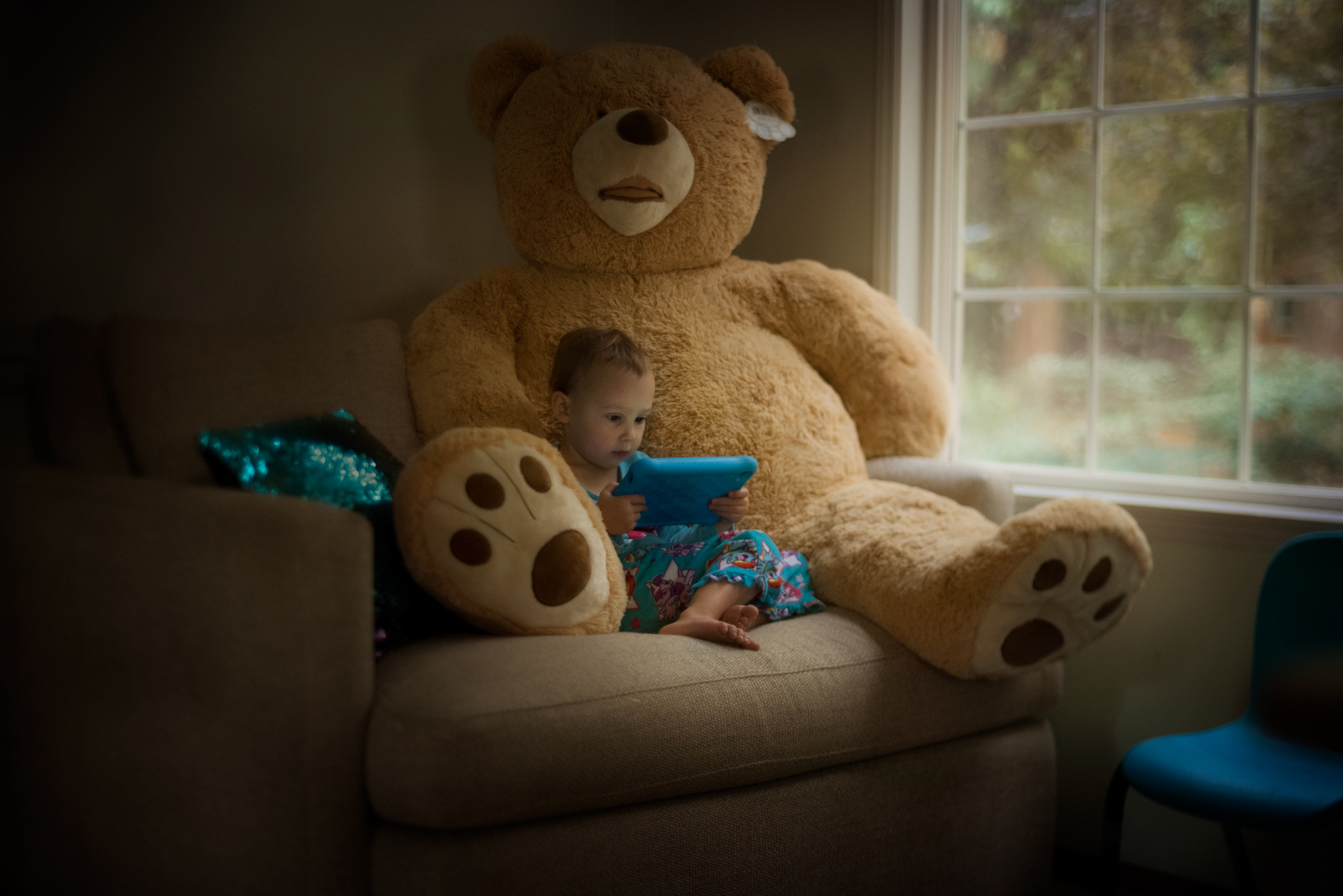day 13 {teddy time}