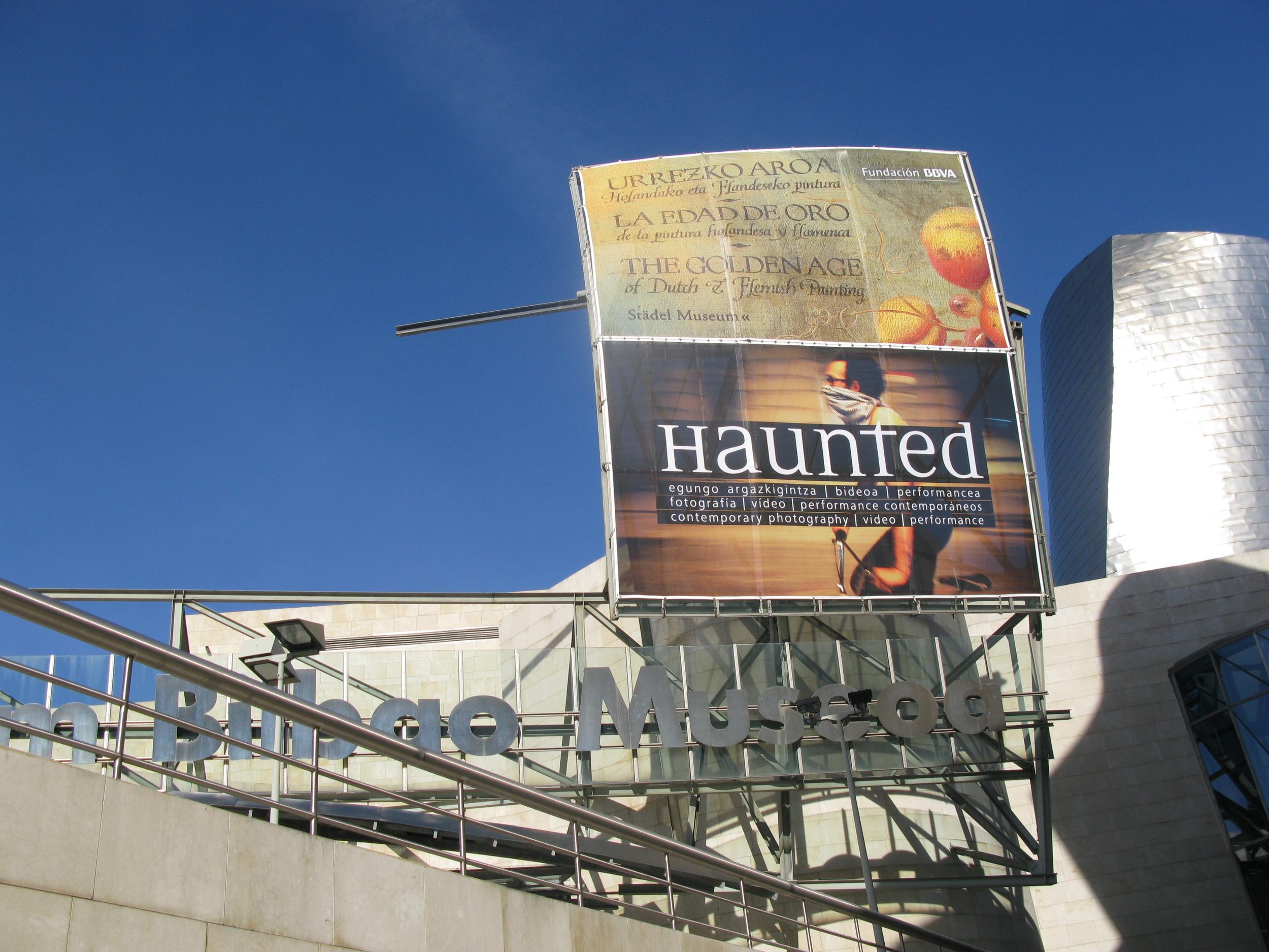 Haunted: Contemporary Photography / Video / Performance    Guggenheim  Museum Bilbao, Bilbao, Spain, 2010
