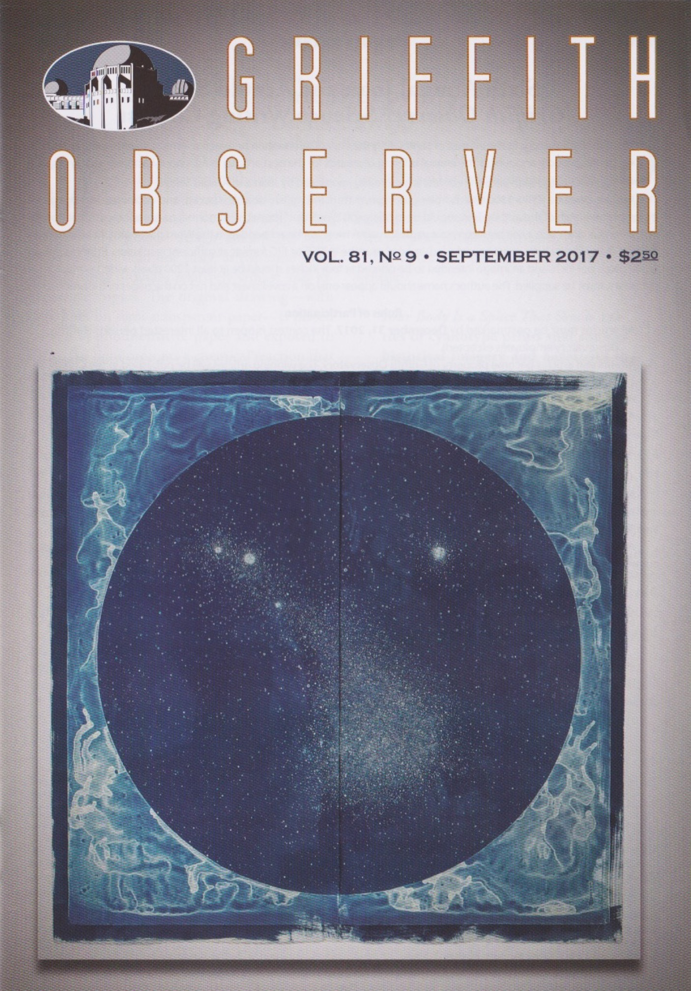GRIFFITH OBSERVER