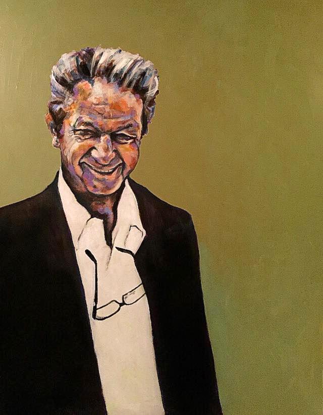 Bruce Giffin by Bowen Kline