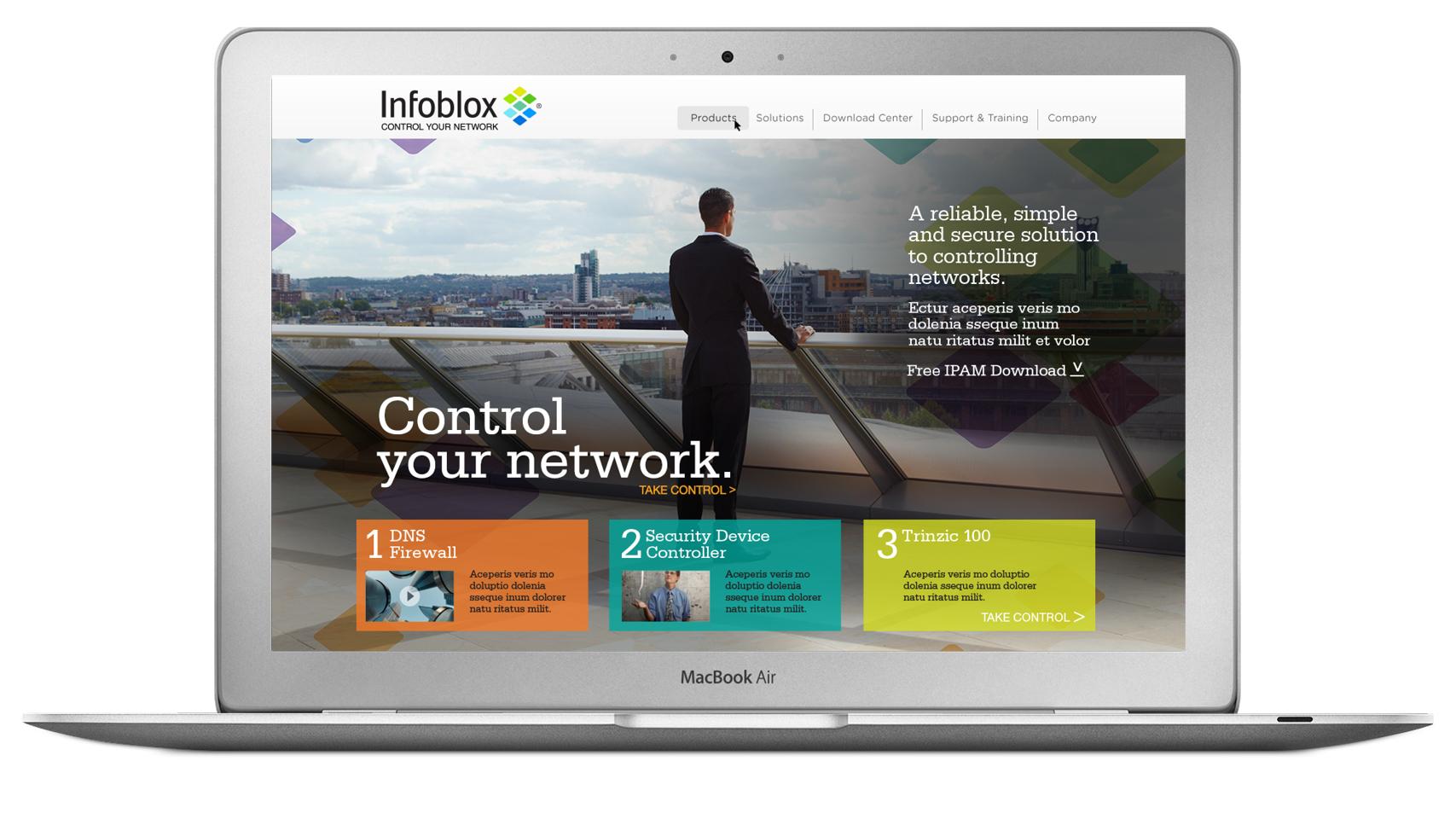 Infoblox — Novio