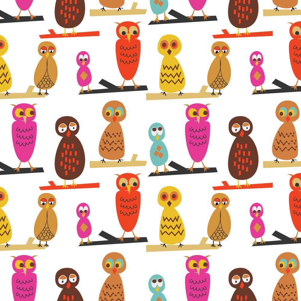 © tammie bennett :: forest owls