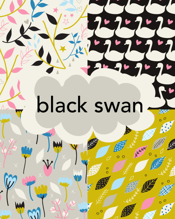 © tammie bennett :: black swan collection cover
