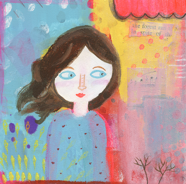 tammie bennett's she finds the light print