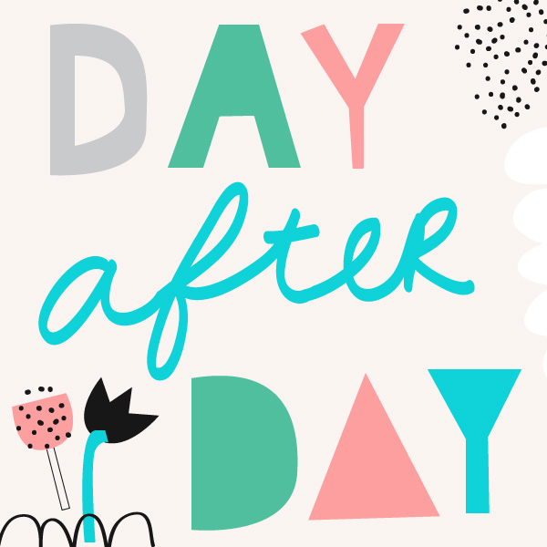 tammie bennett's day after day illustration