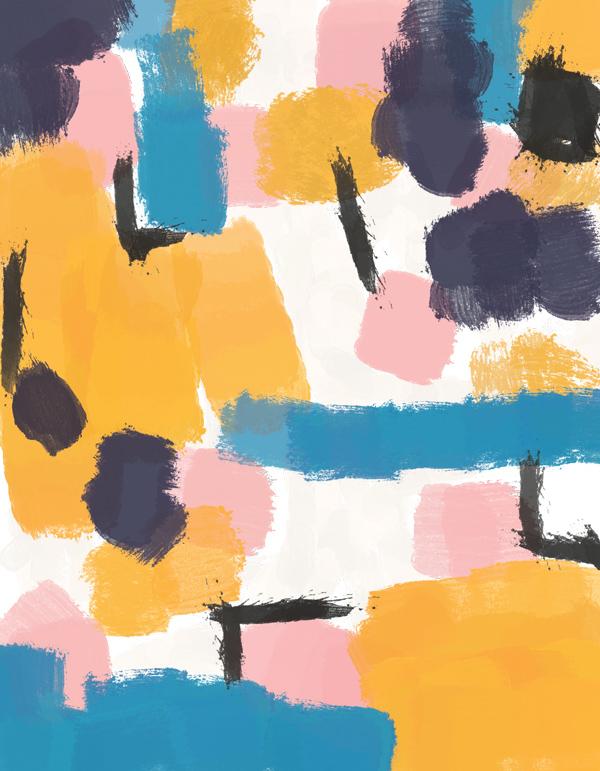 tammie bennett's oceanside art print