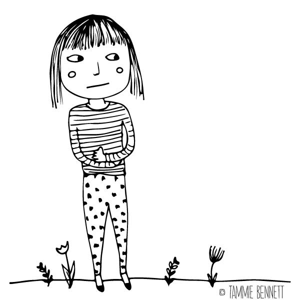 tammie bennett's illustration