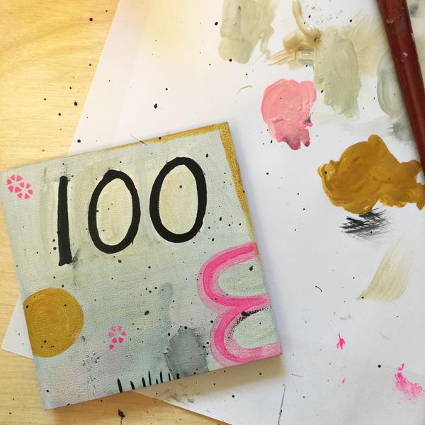 tammie bennett #100dayproject