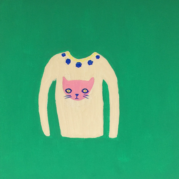 cat sweater - personal project