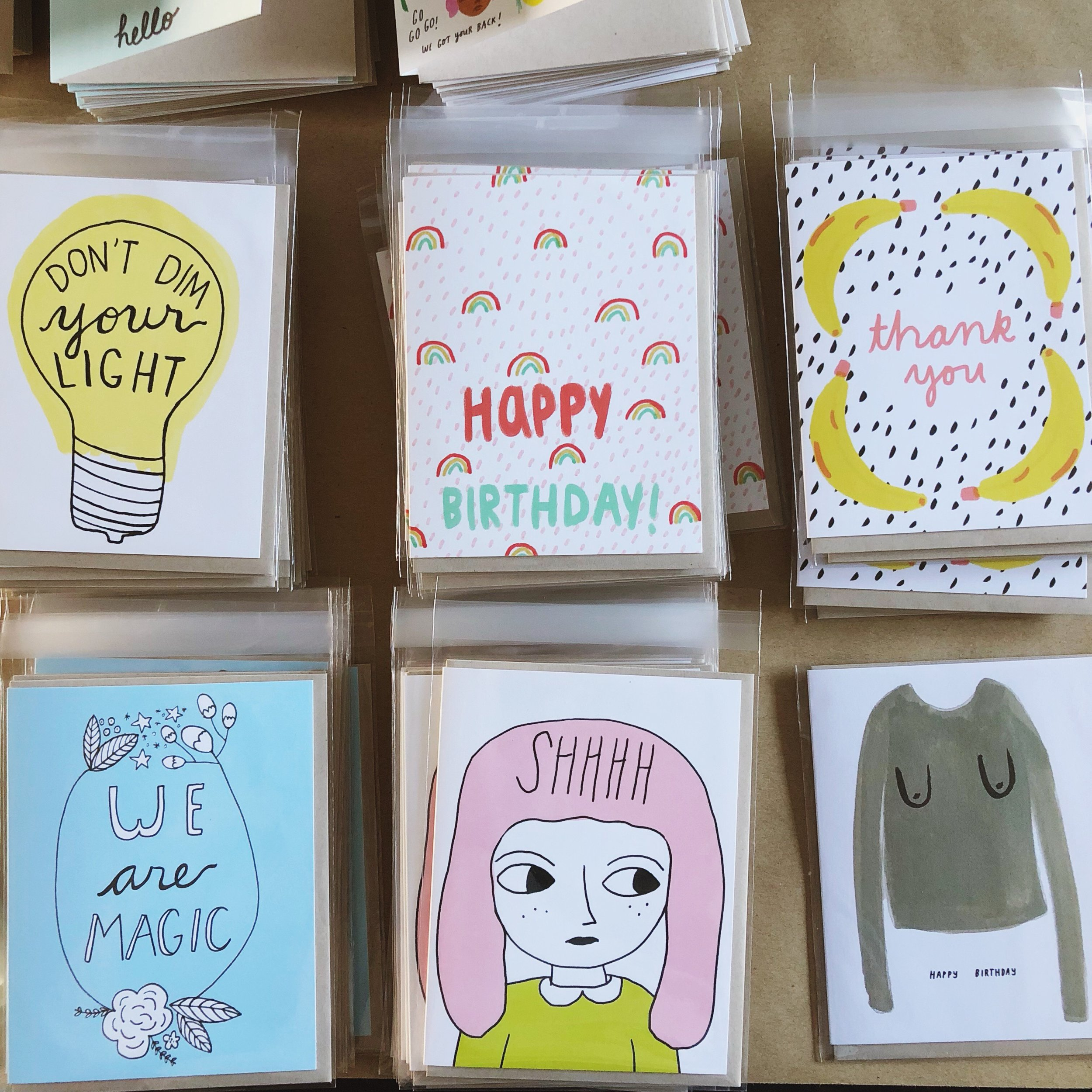 tigerpocket greeting cards