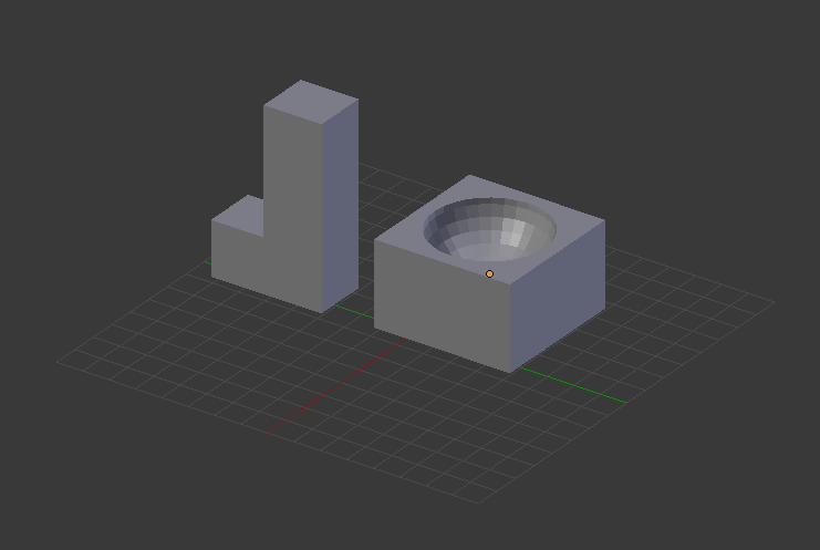 This orientation would require no support material and therefore print much faster