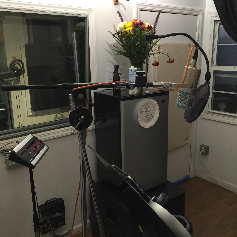 6/20/16 - Session 2 - Voice Recording