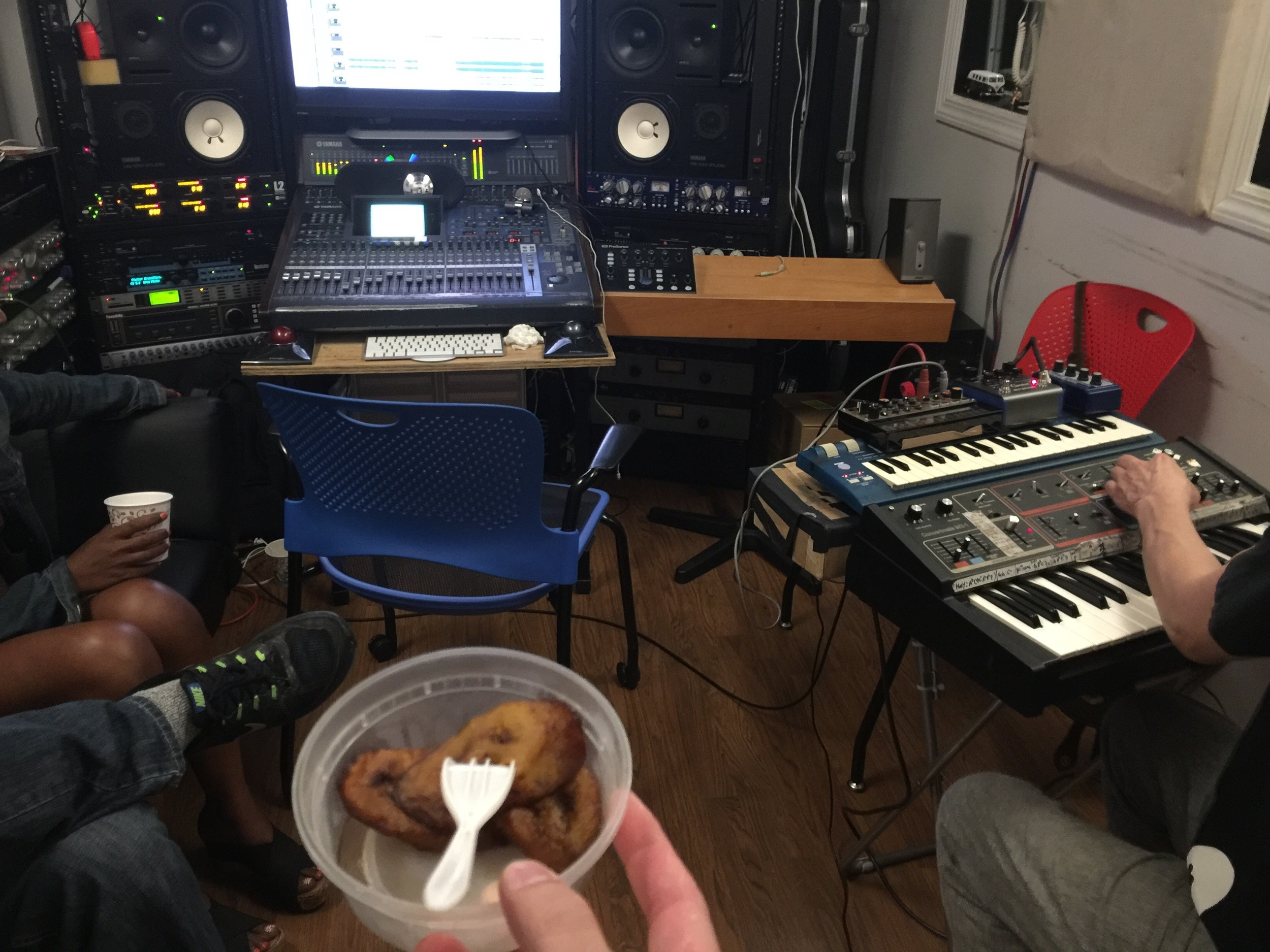6/27/16 Platanos, Synthesizers, and mix.