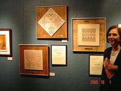 Musée des Maîtres et Artisans du Québec  Exhibition Le Levant: L'Envers  Montreal (October 2005)