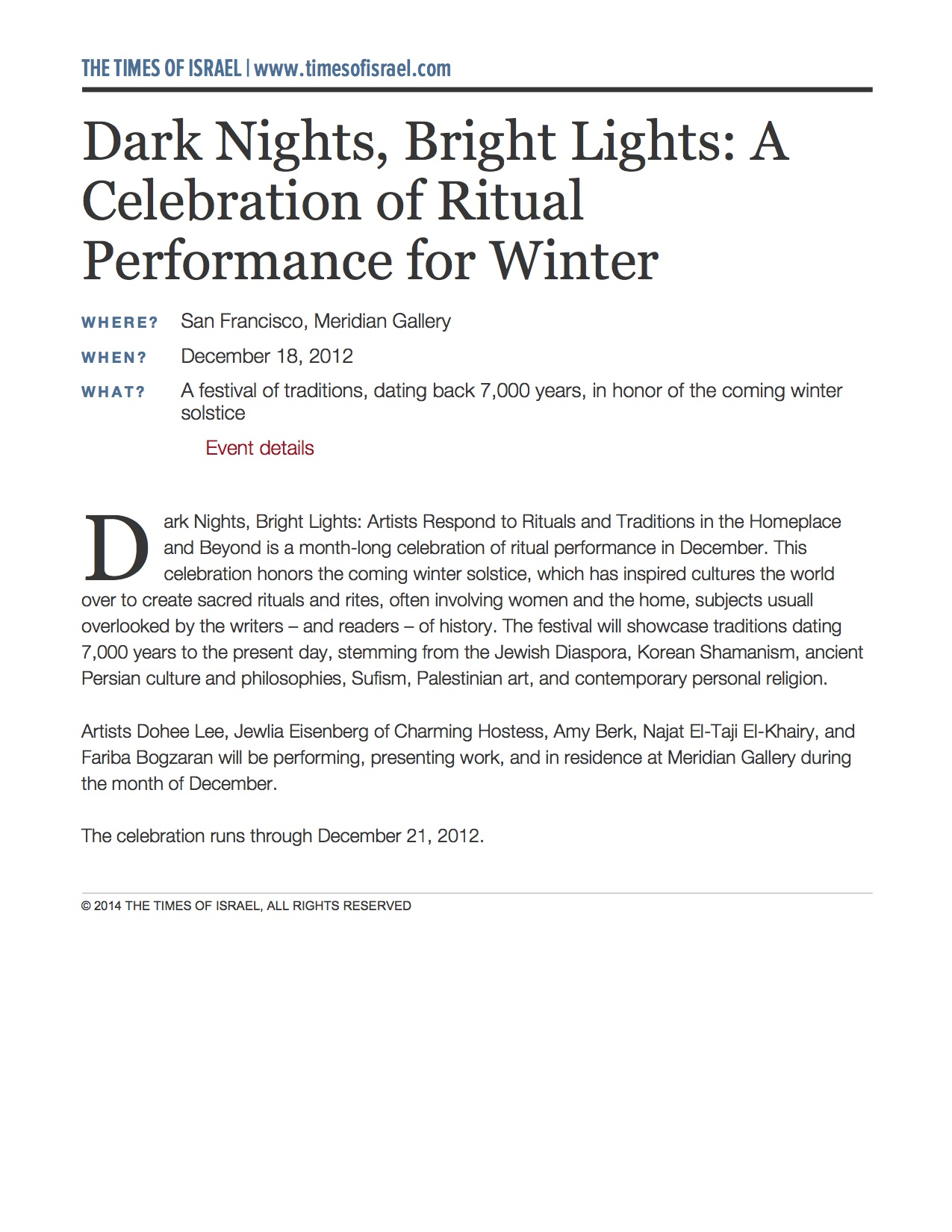 Dark Nights, Bright Lights_ A Celebration of Ritual Performance for Winter _ Events Calendar _ The Times of Israel.jpg