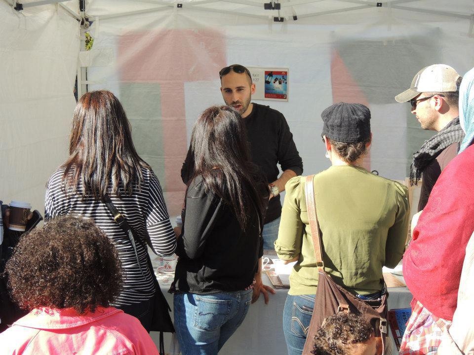 Arab Cultural Festival - San Francisco Oct 24 2012