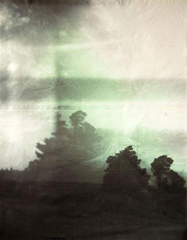 Brooke Vertin , Cemetery Road (digital print)