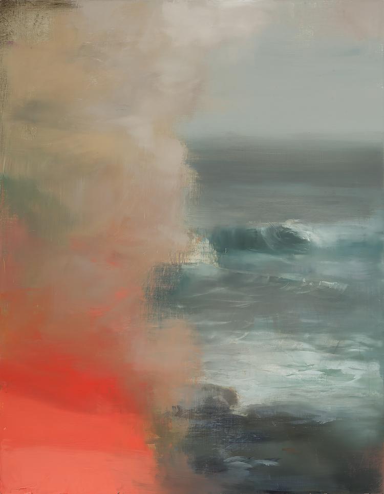 Jeremy Miranda , Untitled (oil on canvas)