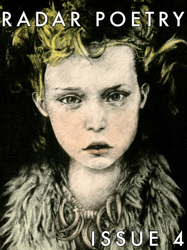 OCTOBER 2014: CONTEST ISSUE. Cover Art:   Feral Child   by  Merritt Cates