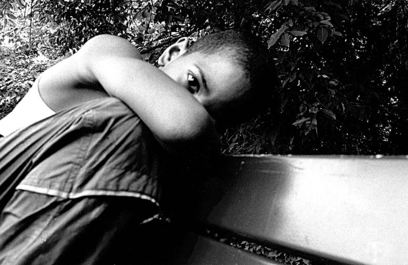 Amalia Mayita Mendez  ,  Time-Out, Rhinebeck, NY  (photograph)