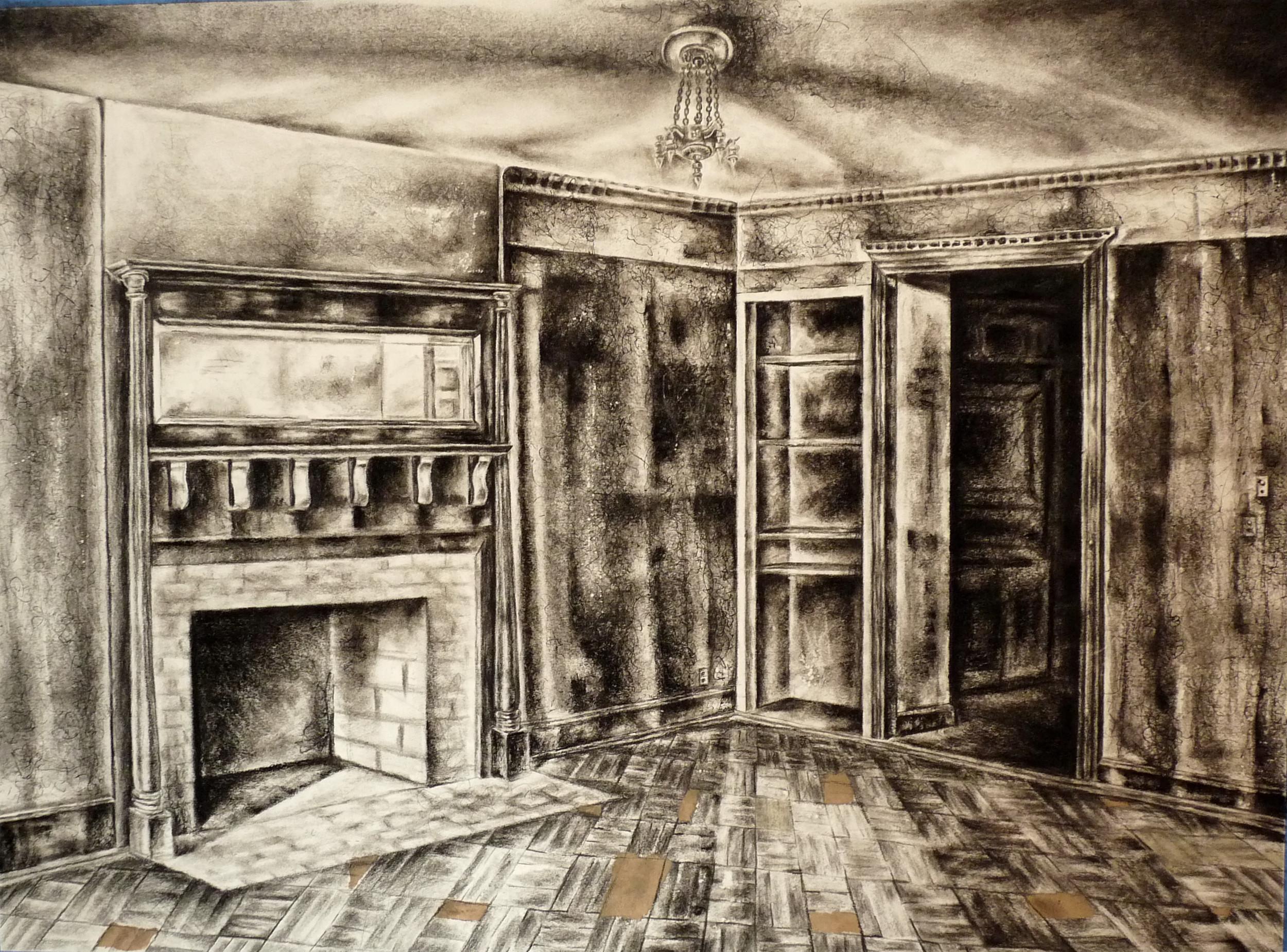 Deanna Dorangrichia  ,  Home Series: IV