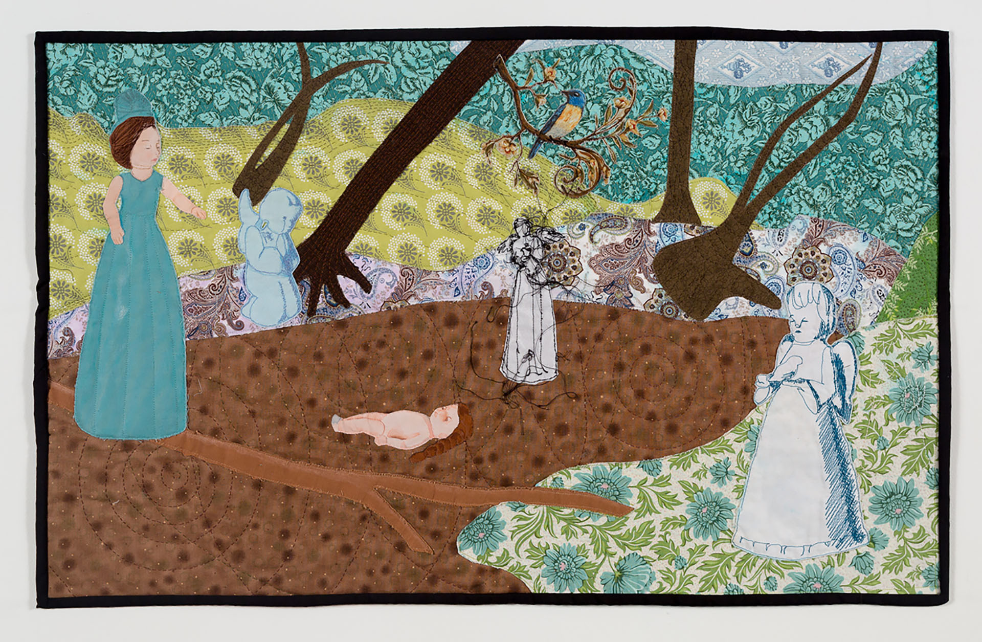 Julie Farstad , Angels, Waiting