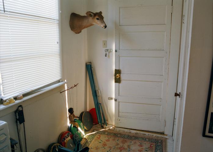 Tema Stauffer ,  Back Door, New Orleans, Louisiana, 2005