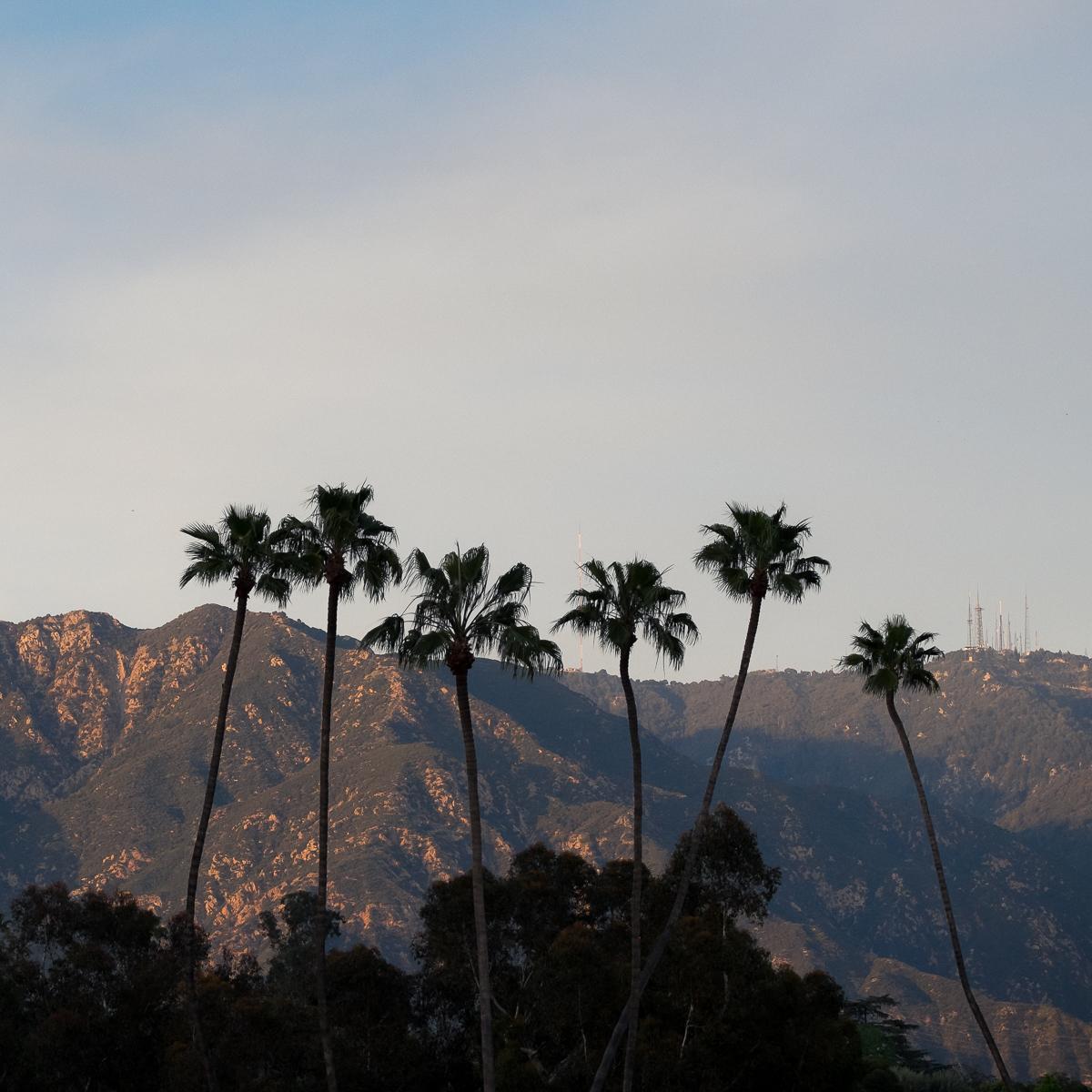 Eric Rawson , San Gabriel Palms