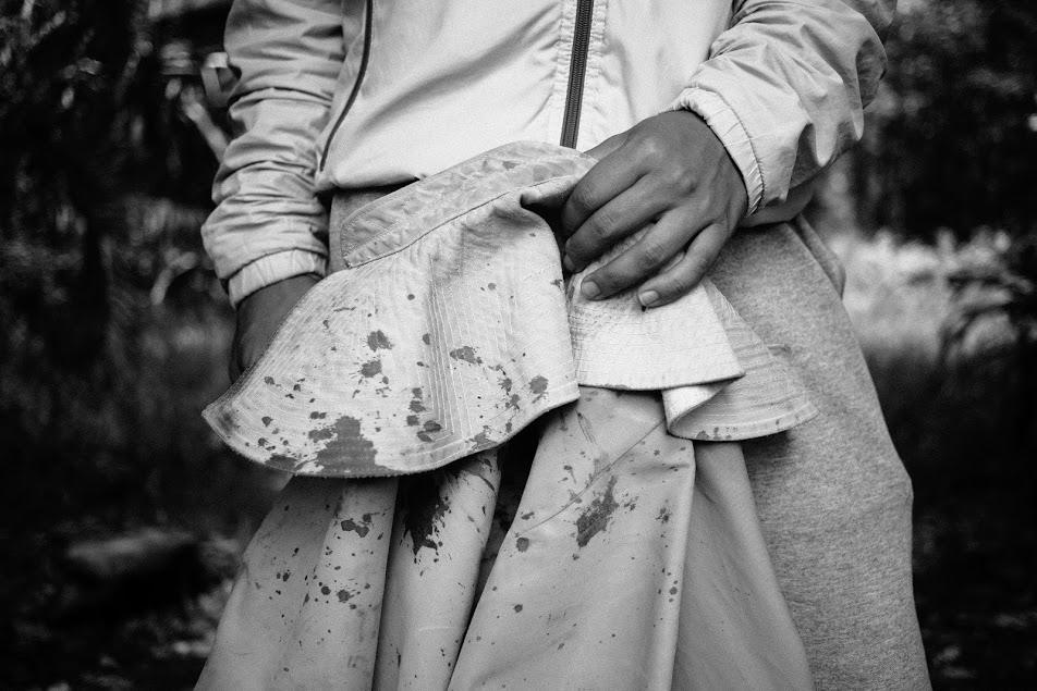 Diego Enrique Flores ,  Capote of a young Bullfighter, Mexico City, Mexico  (photograph)
