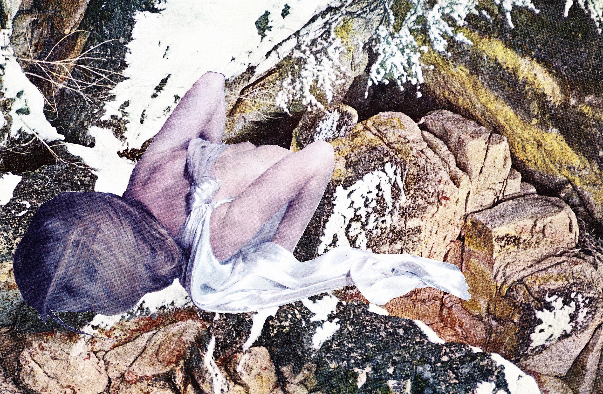 Erin Case ,  Feebie  (collage)