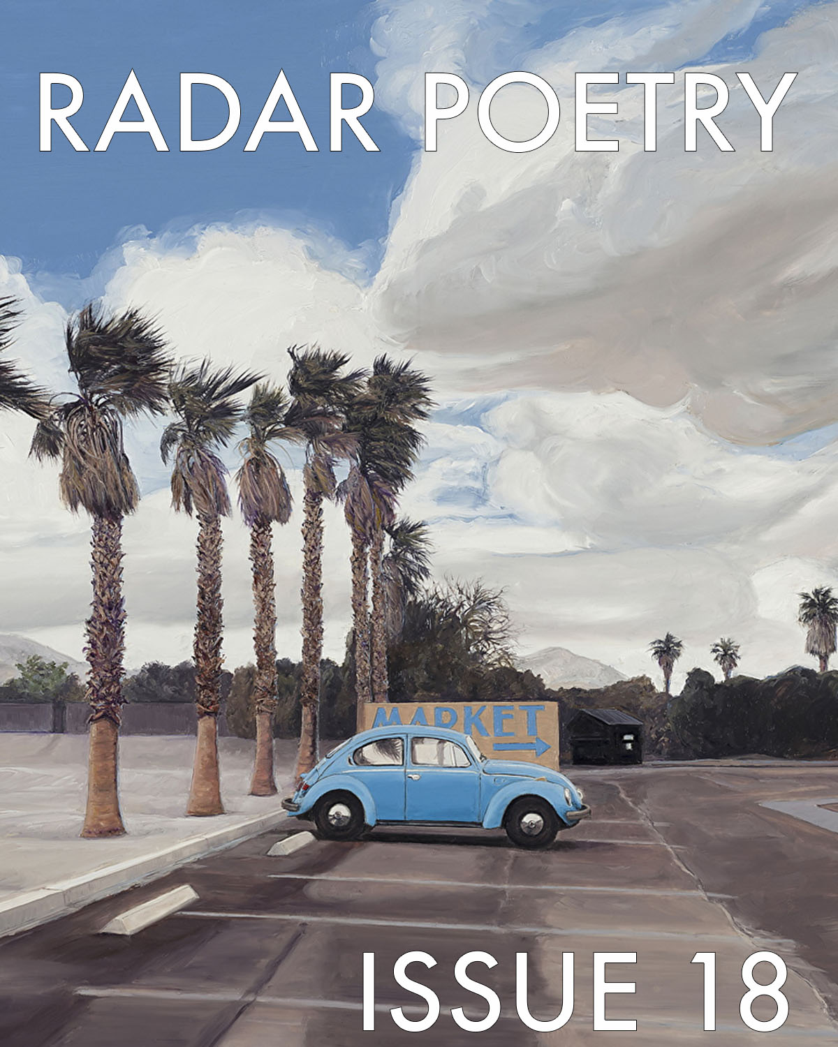 APRIL 2018. Cover Art: Signs of Blue, Borrego Springs   by  Mary-Austin Klein