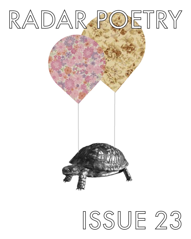 JULY 2019. Cover Art:  Turtle  (digital collage) by  Kristy Bowen