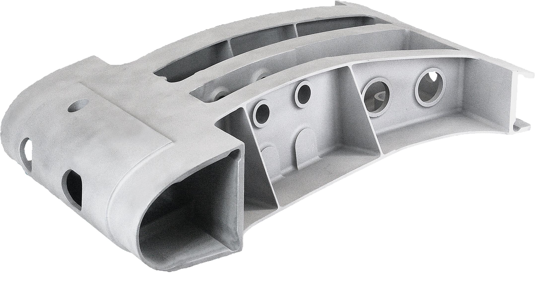 Landeklappen-Struktur (Mittelstrecken-Flugzeug)